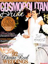 Cosmopolitan Bride Summer 2011